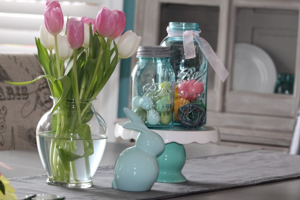 centerpiece for Easter