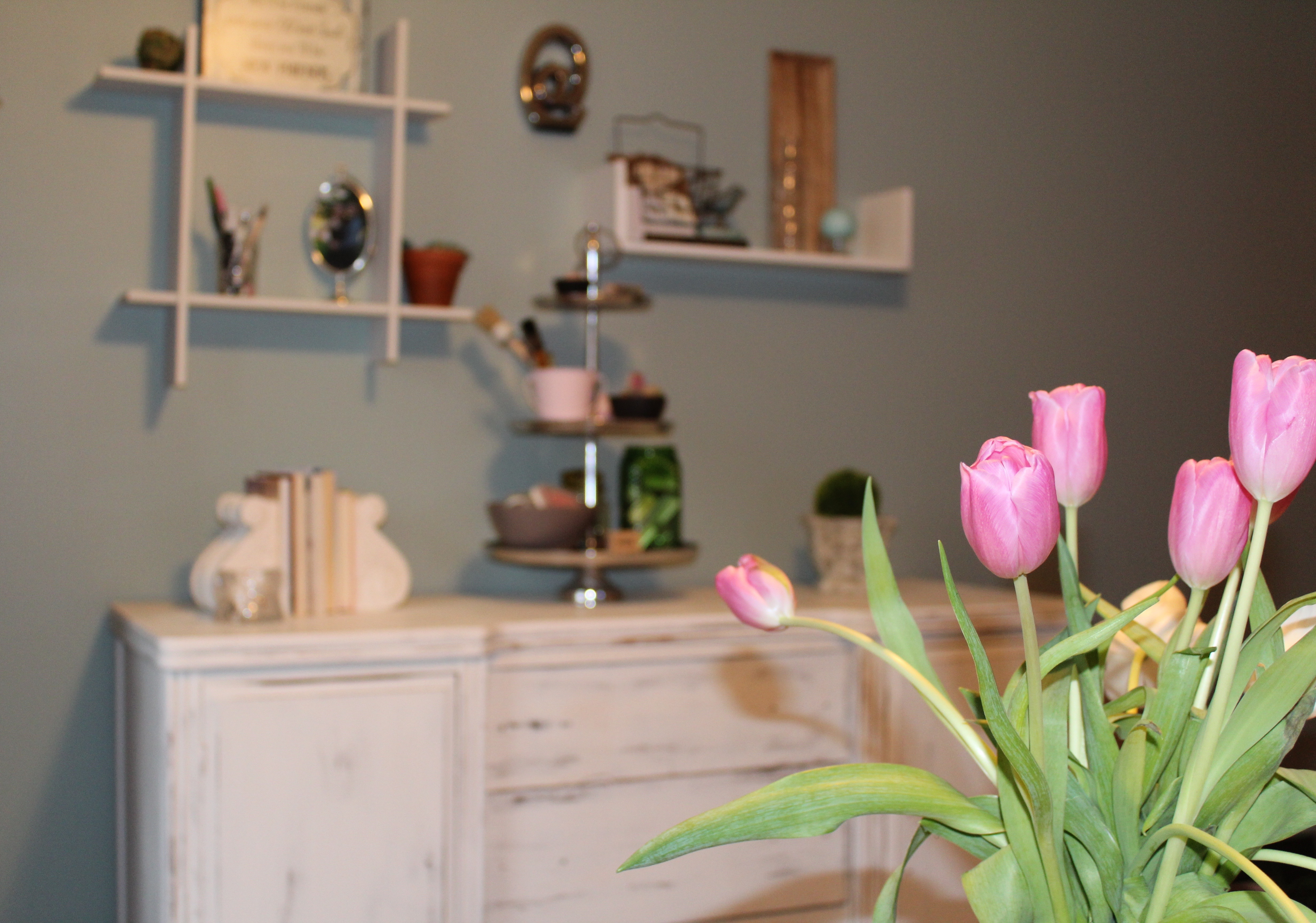 Beginner's Experience with Chalk Paint
