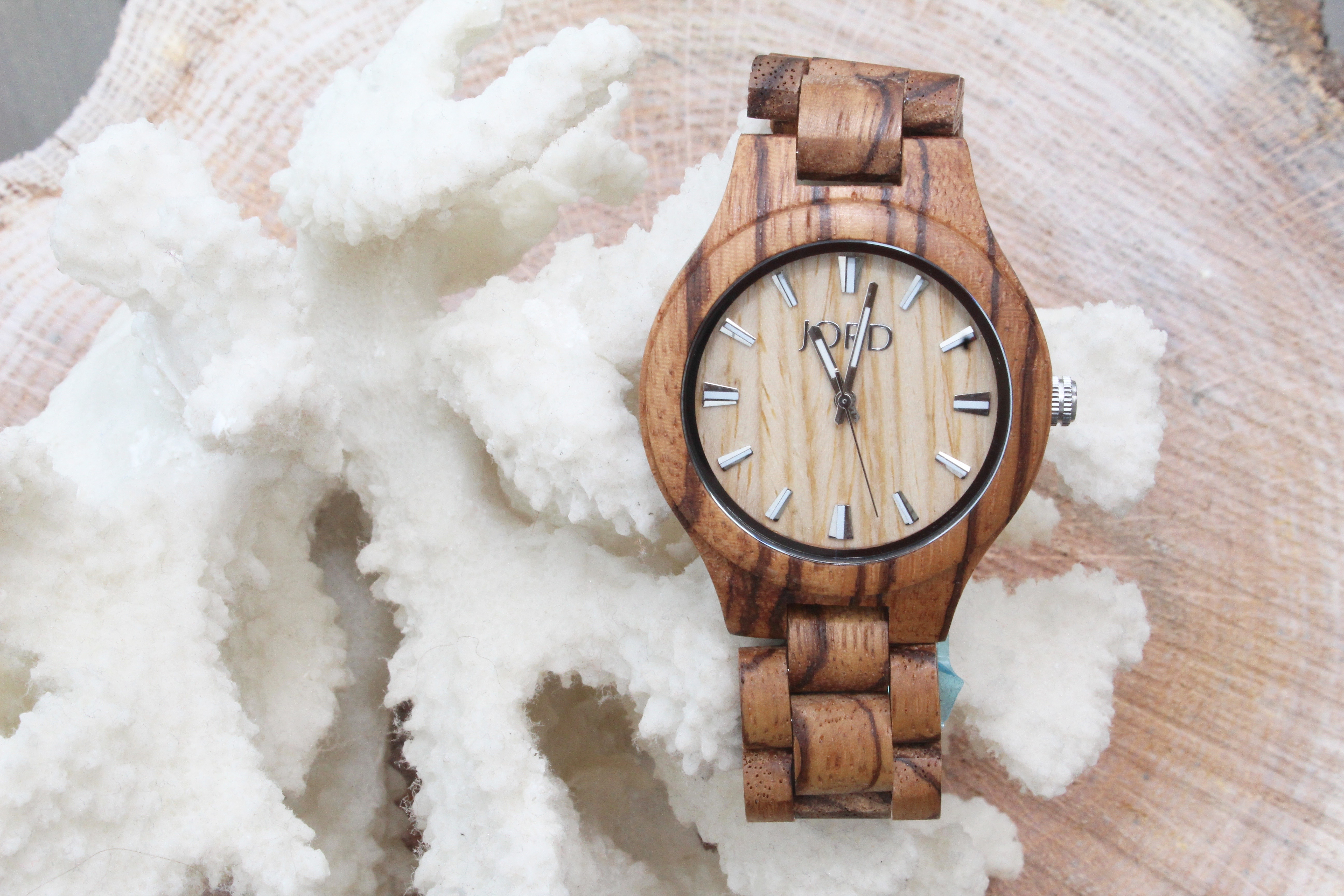 JORD Wood Watch *Giveaway CLOSED!