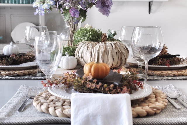 Fall Decorating – September Re-cap