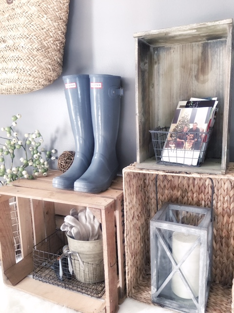 Small Entryway Styling