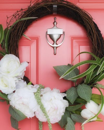 Front Door Makeover  – And a Surprise!