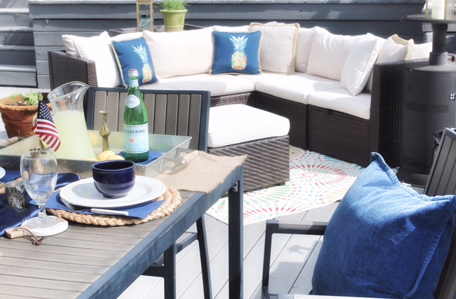 Deck Refresh with Behr Deckover