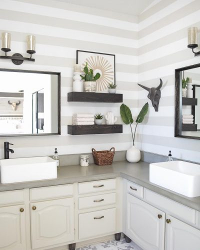 Amazing Bathroom Reno under $2K – CG Home Interiors