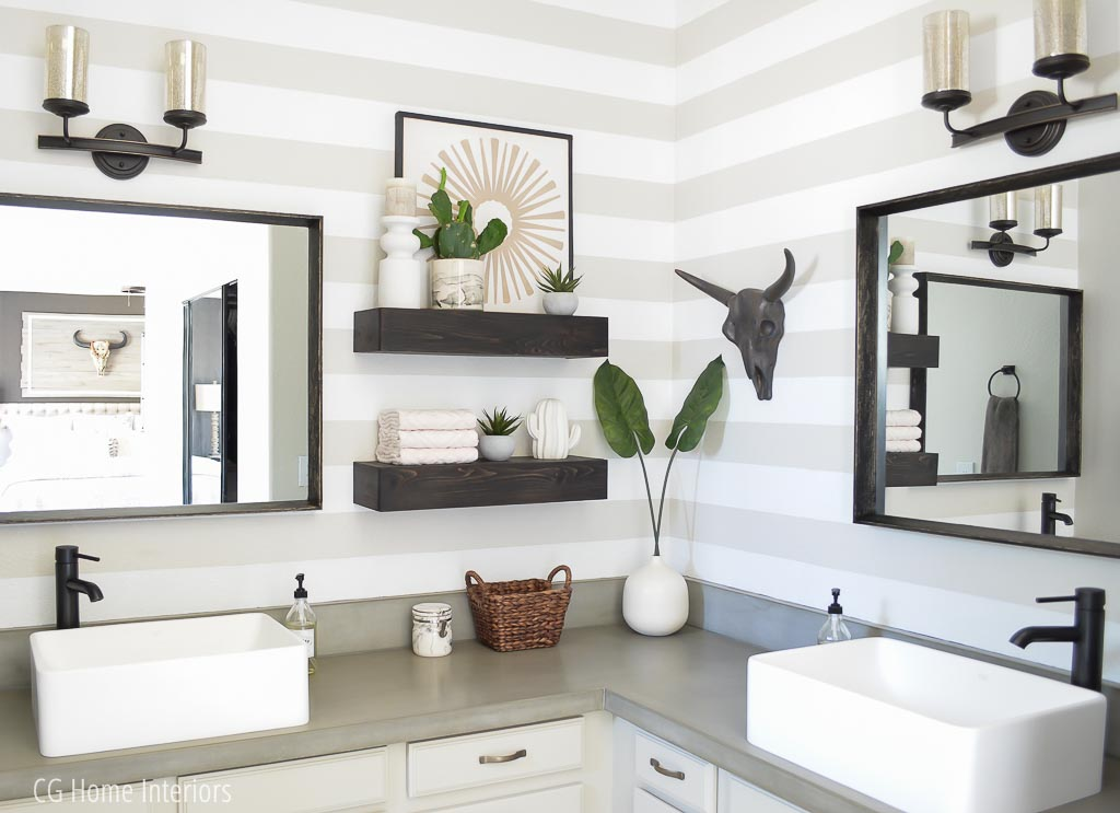 . Amazing Bathroom Reno under  2K   CG Home Interiors   Simple Cozy Charm