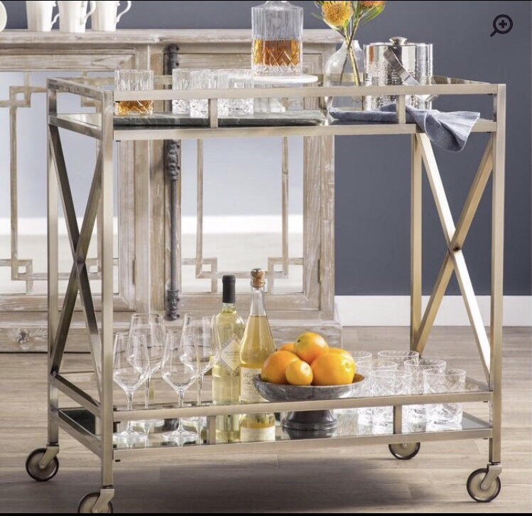 The Alexio Bar Cart from Birch Lane