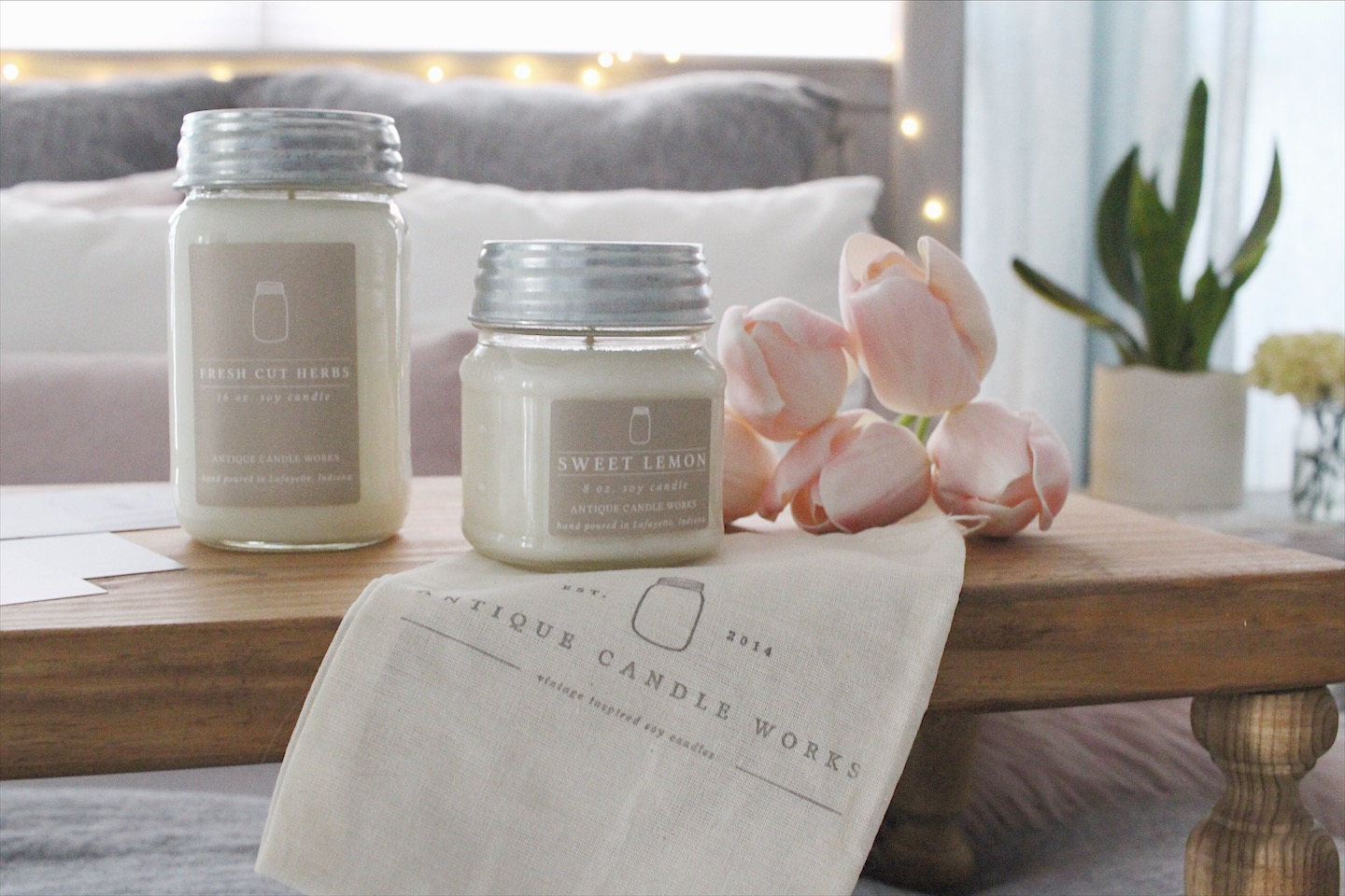 Antique Candle Works new spring scents