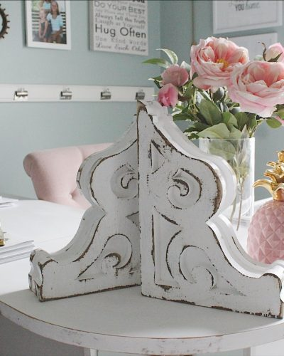 Vintage Corbels Custom Designed Without the Hunt