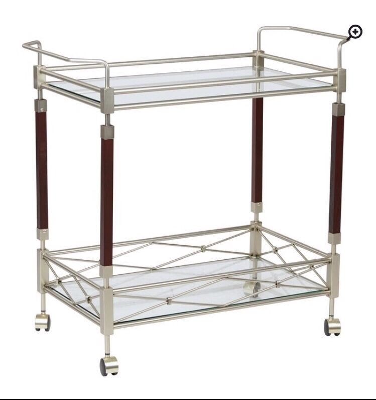 The Altitude Bar Cart from Birch Lane
