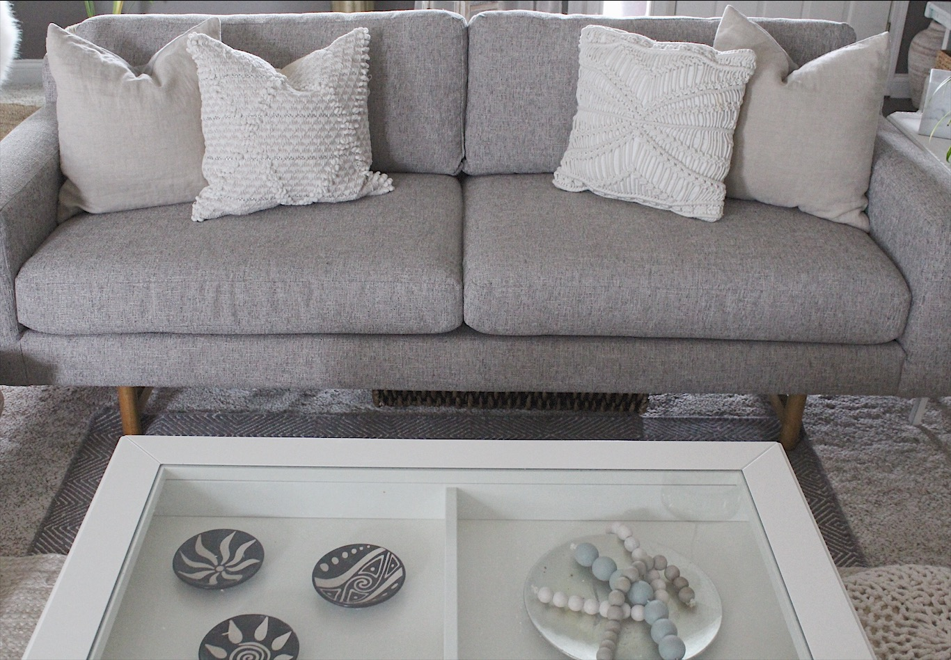 5 key accessories every home needs - step 1 Neutral Pillows