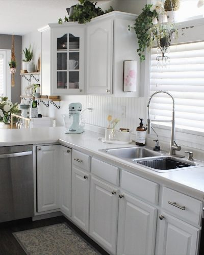 White Kitchen Cabinets – Still the Best Decision