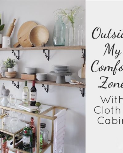 Outside My Comfort Zone – Cloth and Cabin