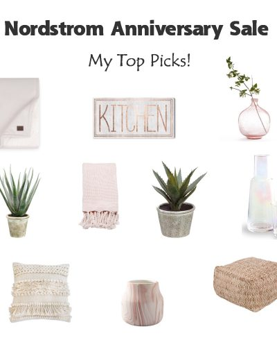 Nordstrom Anniversary Sale – My Top 10 Picks
