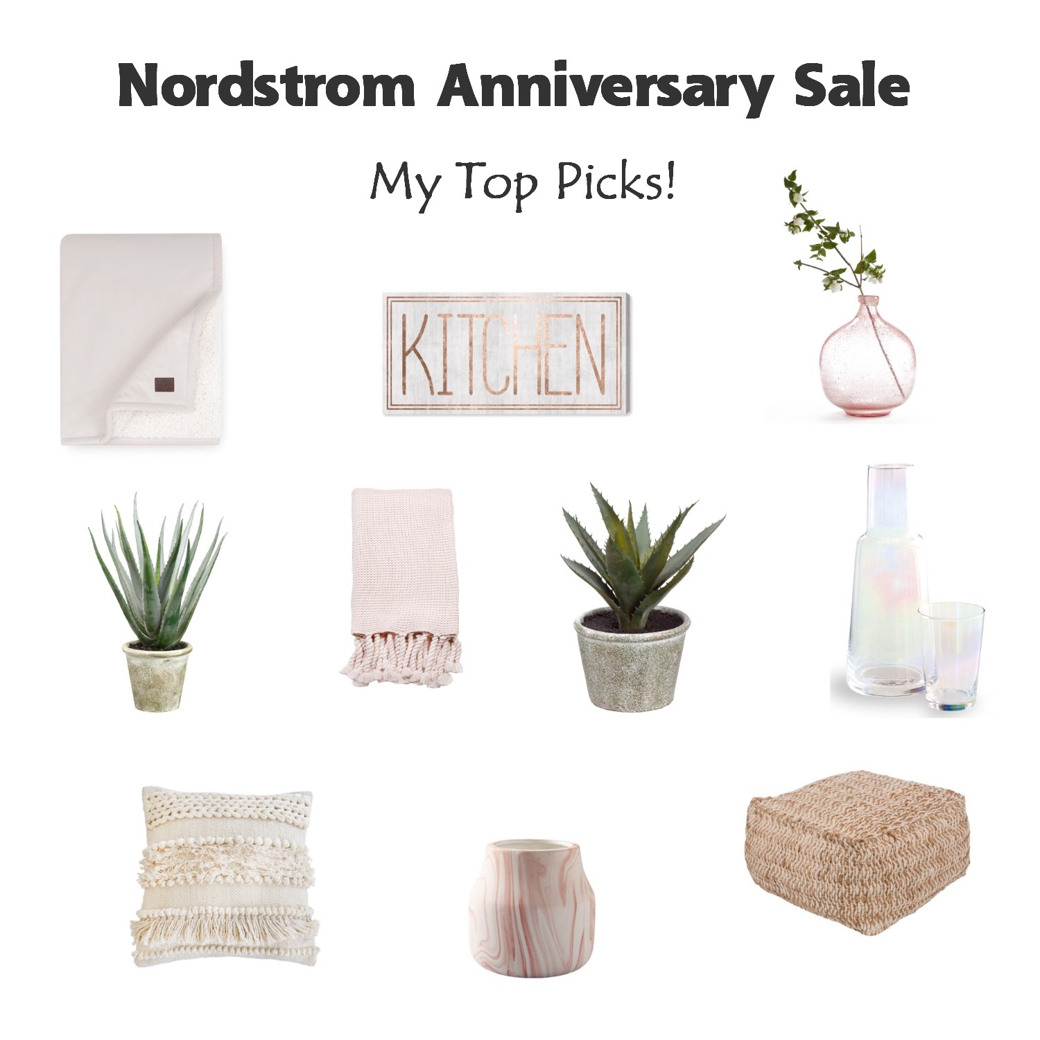 My top 10 picks from Nordstrom Anniversary Sale