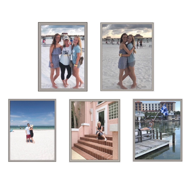 custom frames showcased by Frame it Easy