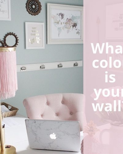 Charming Questions/Simple Answers – Paint Colors