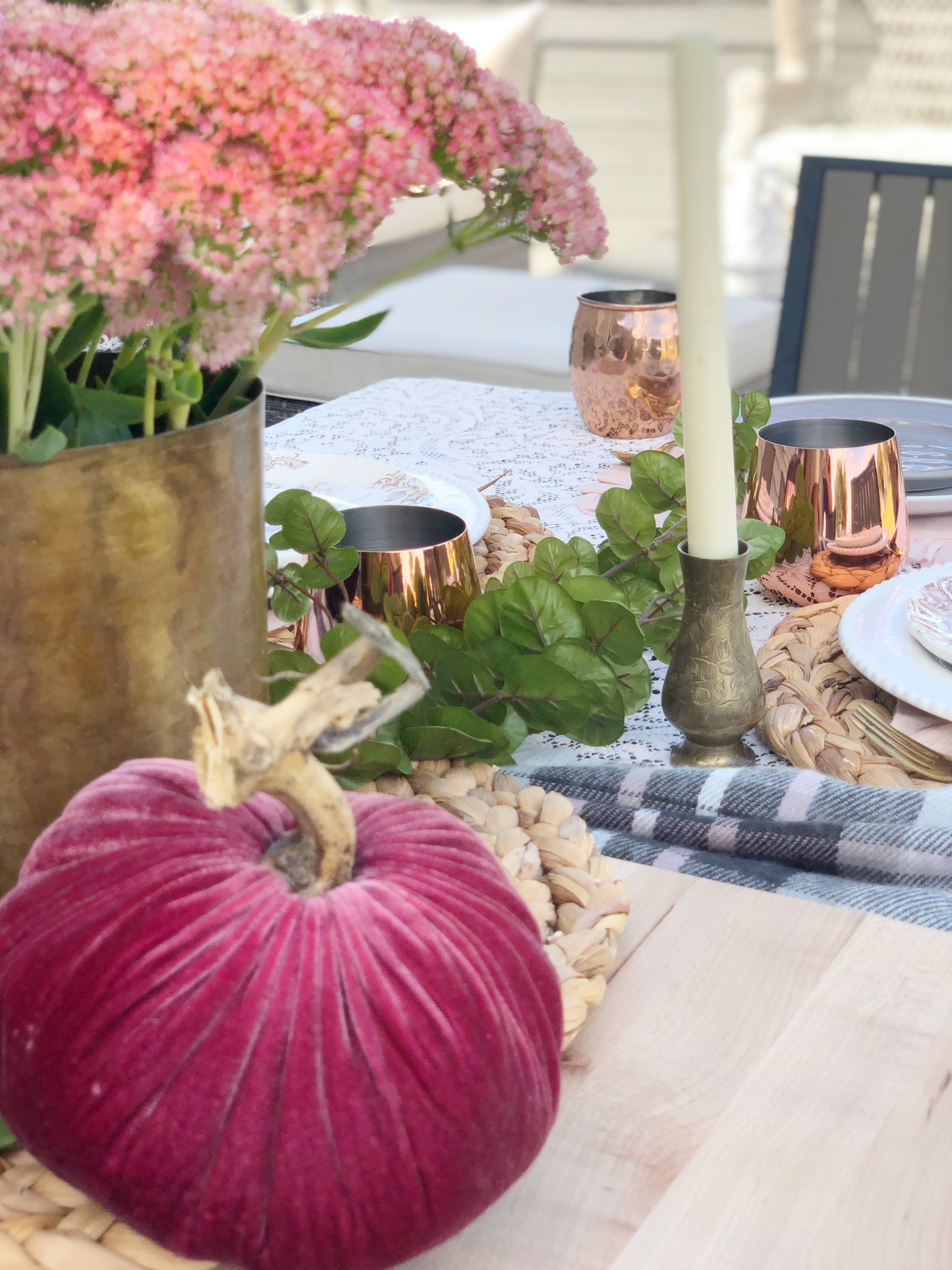 outdoor fall tablescape 4