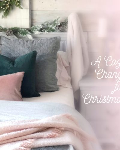 A Cozy Change for Christmas