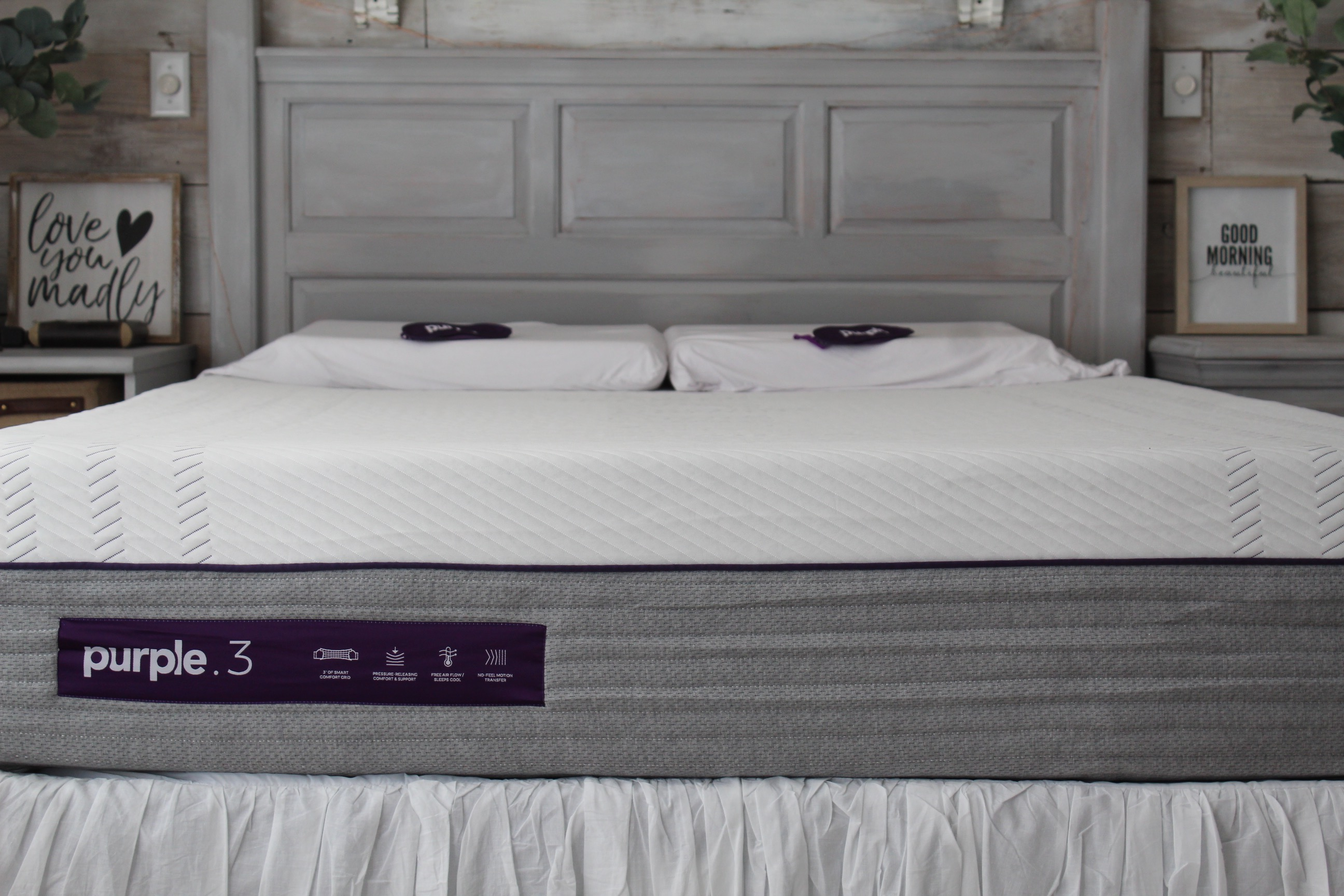 All-New Purple Mattress, Purple 3